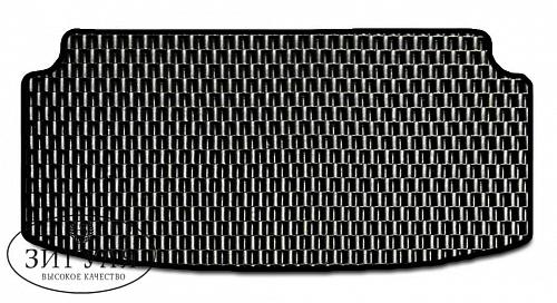 Полиуретановые коврики в багажник для Nissan NAVARA