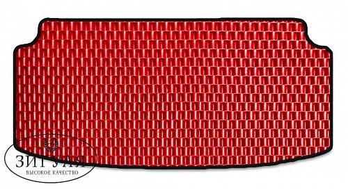 Полиуретановые коврики в багажник для Hyundai TRAJET