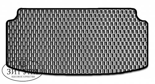 Полиуретановые коврики в багажник для Mercedes-Benz T2 L