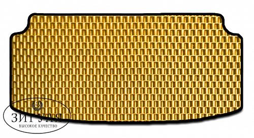 Полиуретановые коврики в багажник для Mitsubishi CANTER